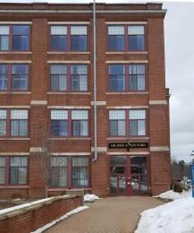 Draper & Maynard Building at Plymouth State University