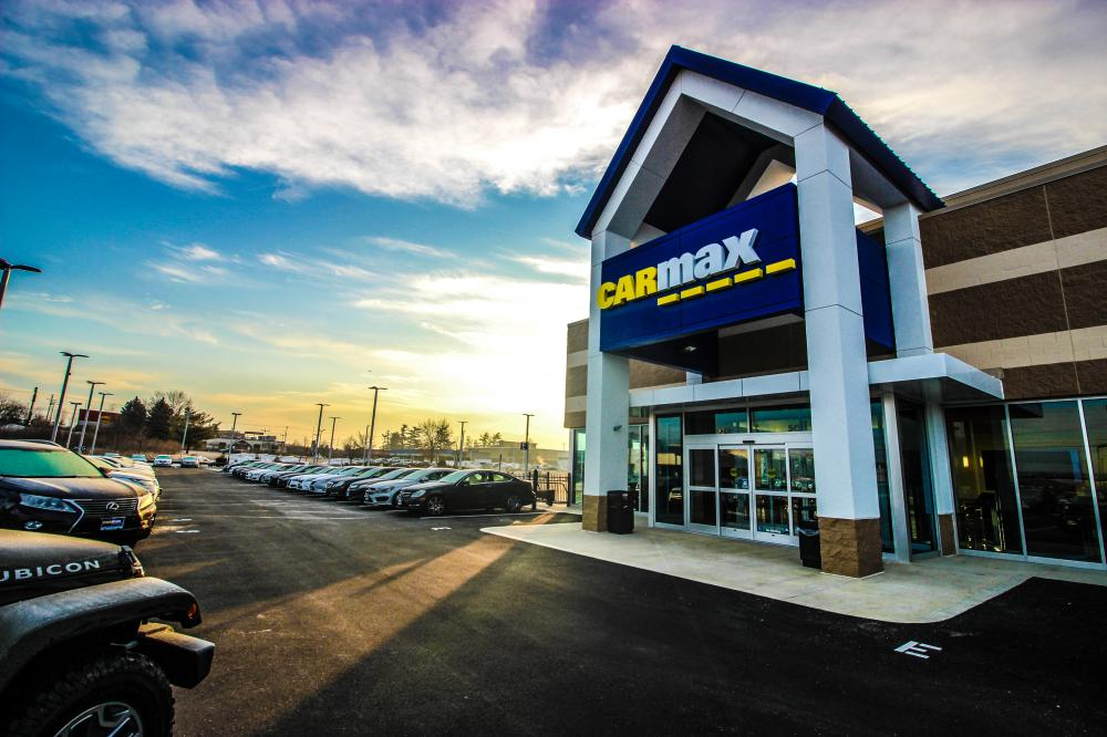 North Branch Construction Completes New Hampshire's First CarMax Facility