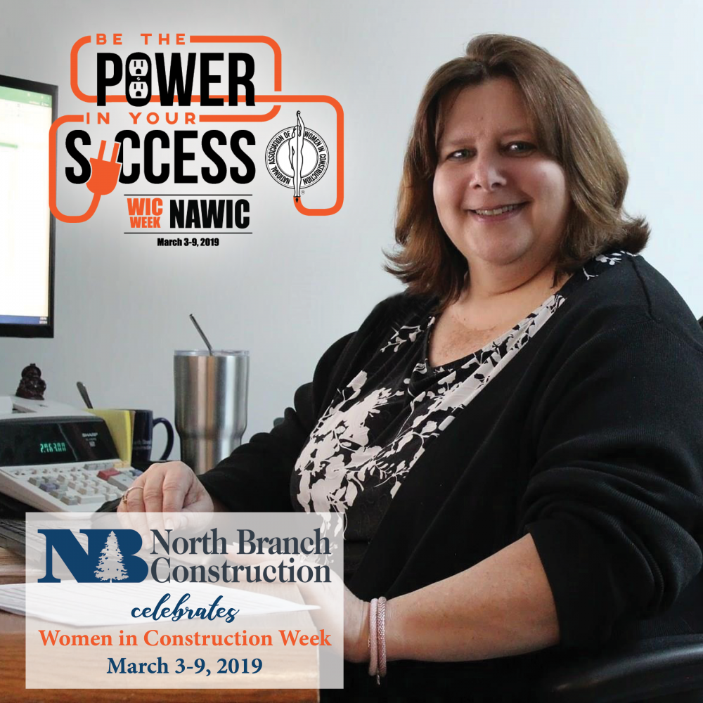 North Branch Construction Celebrates Jean Meisner during Women in Construction Week