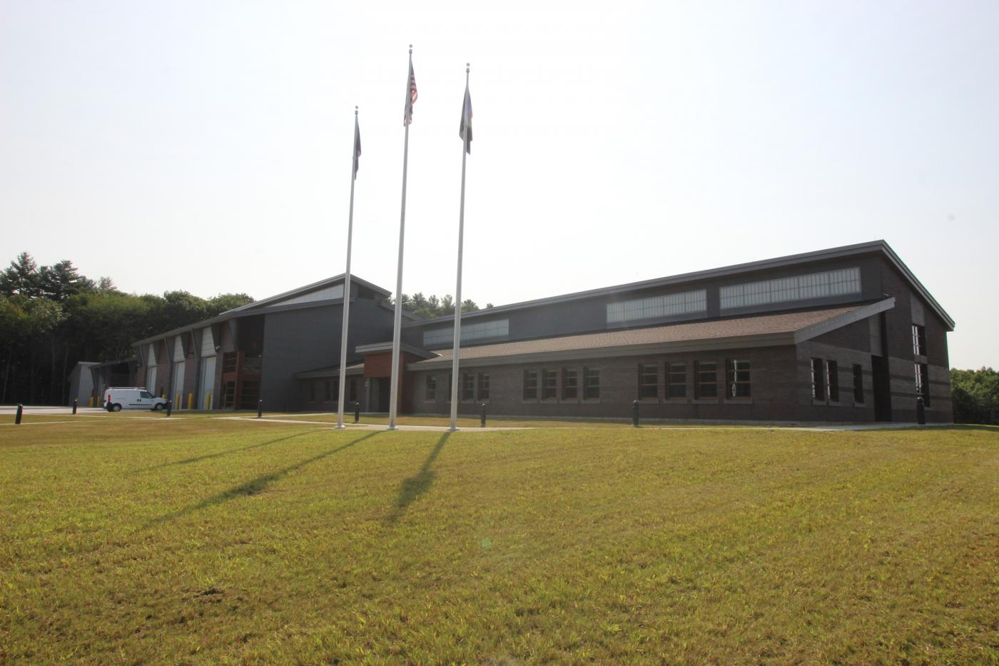 New Hampshire Army National Guard Facility Achieves Silver Lever LEED Certification