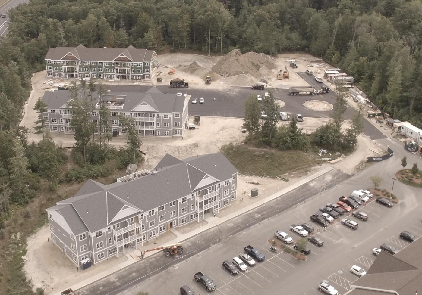 Building 5 at Wallace Farm Apartment Homes Granted Certificate of Occupancy
