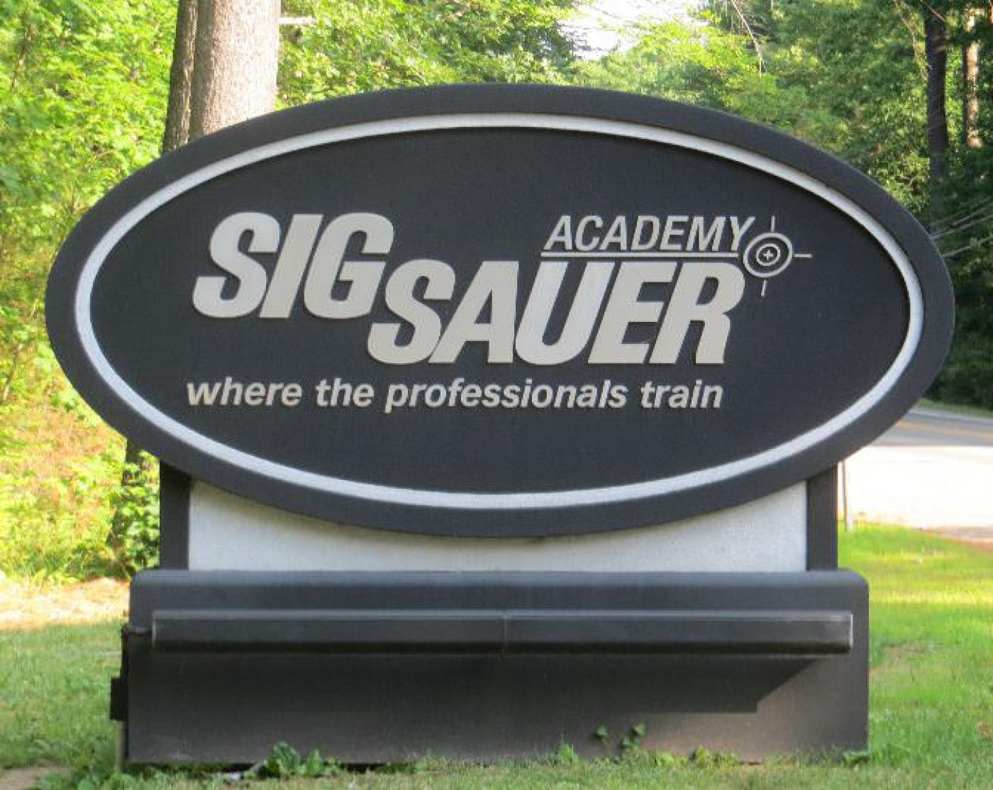 North Branch Begins Work on New Testing and Engineering Range at Sig Sauer Academy