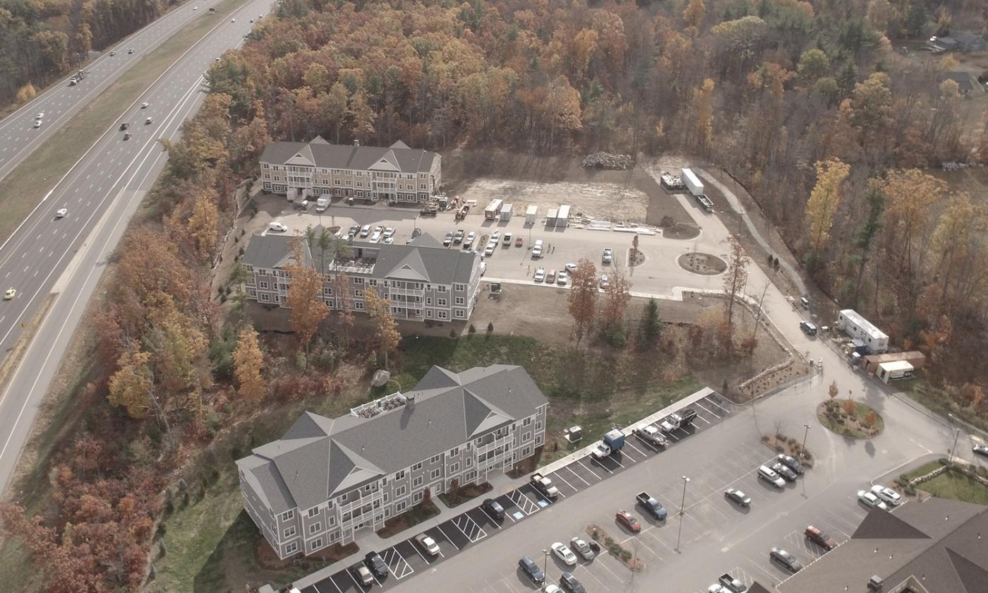 Wallace Farms Phase II Building 6 Receives Certificate of Occupancy