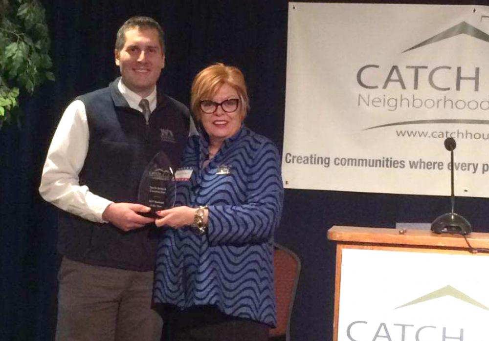 North Branch Receives CATCH 2017 Business of the Year Award