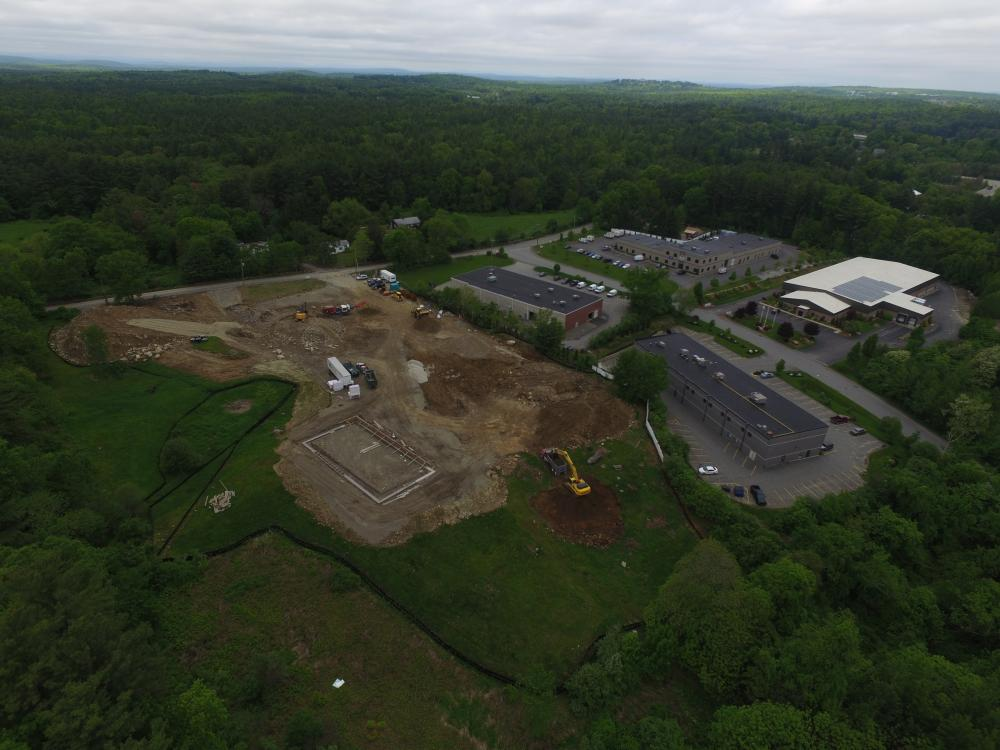 North Branch Construction Begins Freedom Alley Shooting Sports Firing Range and Training Facility