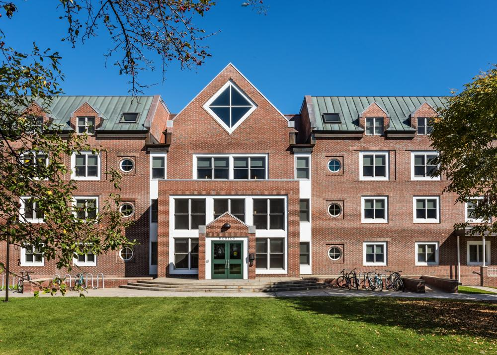North Branch Construction Completes Fire Reconstruction at Dartmouth College's Morton Hall