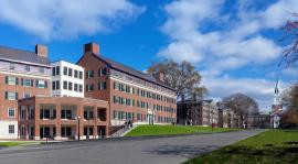 Dartmouth College Tuck Mall Residence Halls