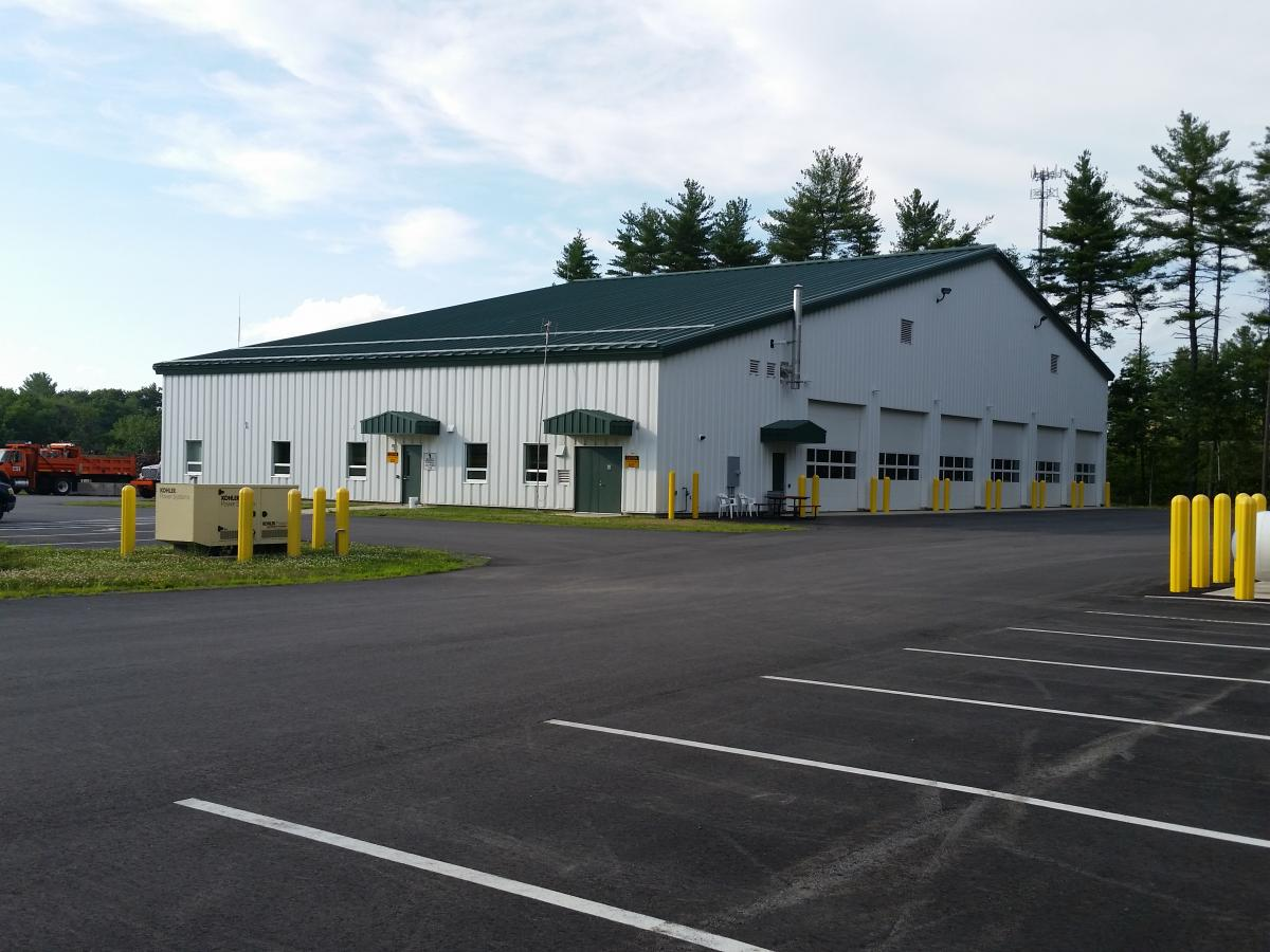 Derry Highway Maintenance Facility
