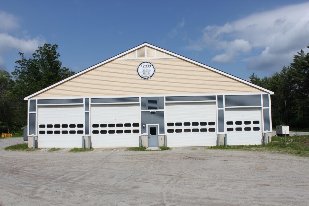 Sutton Highway Garage