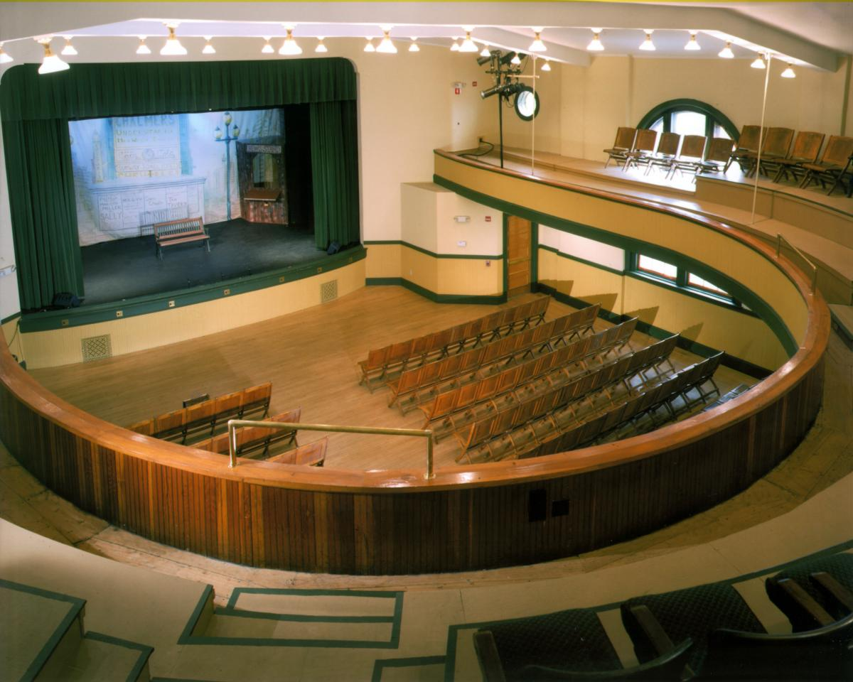 Adams Memorial Opera House