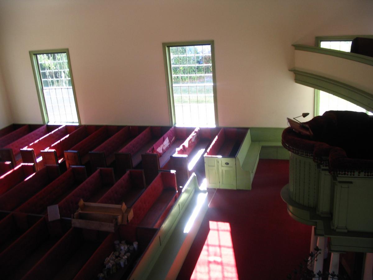 Newbury Center Meeting House
