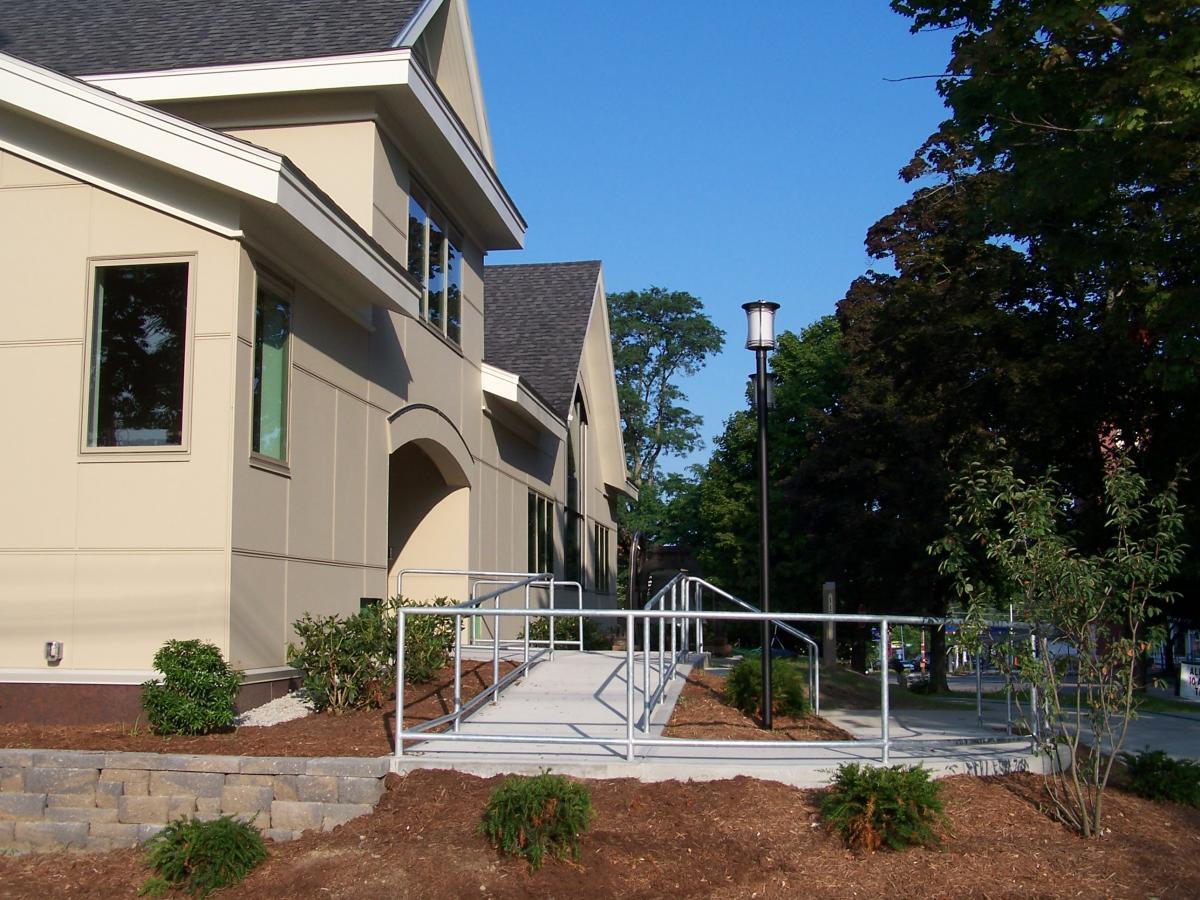 Wolfeboro First Congregational Church