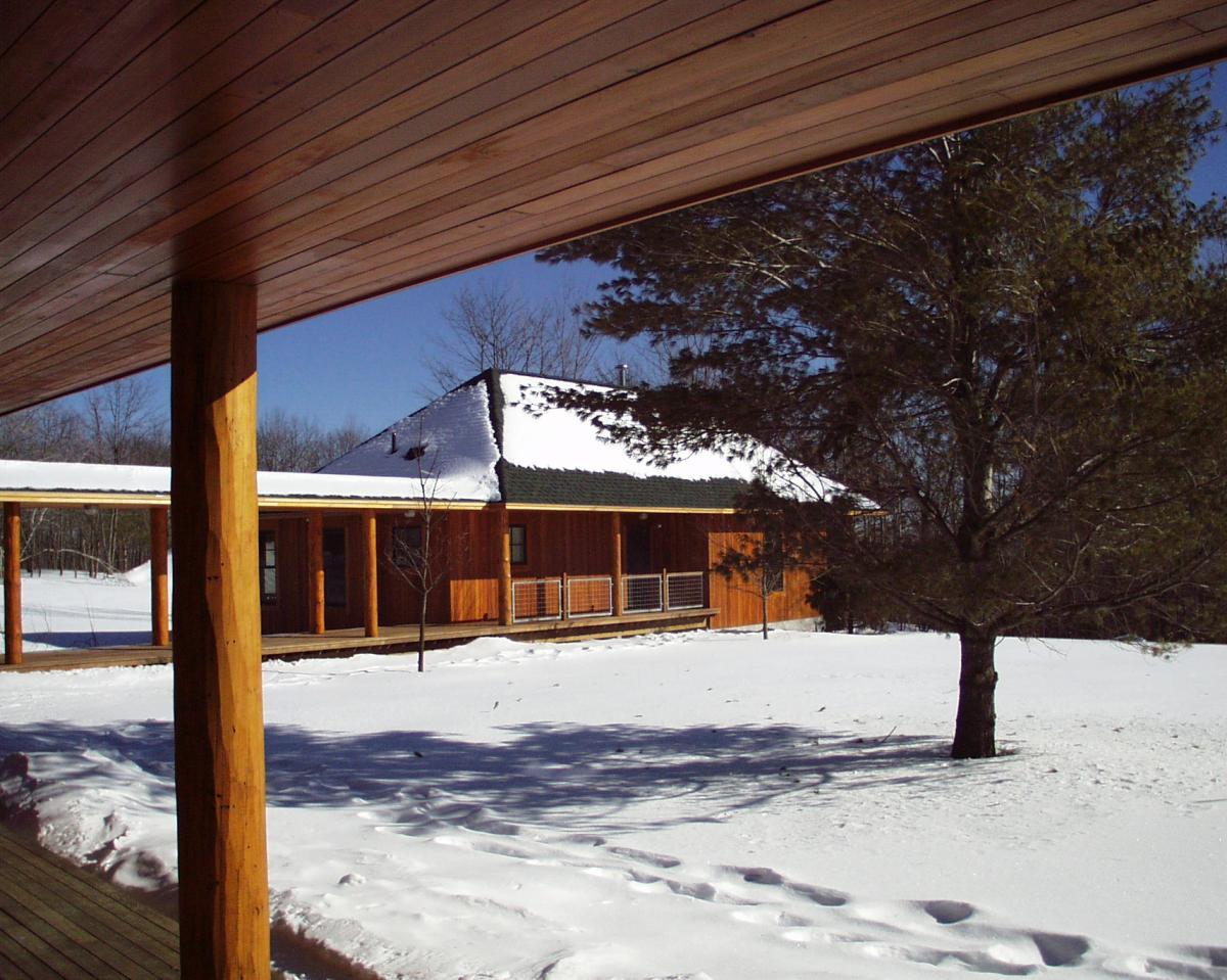 Insight Meditation Society Forest Refuge