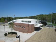Dartmouth College Burnham Fieldhouse