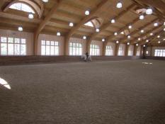 Private Bedford Equestrian Riding Arena