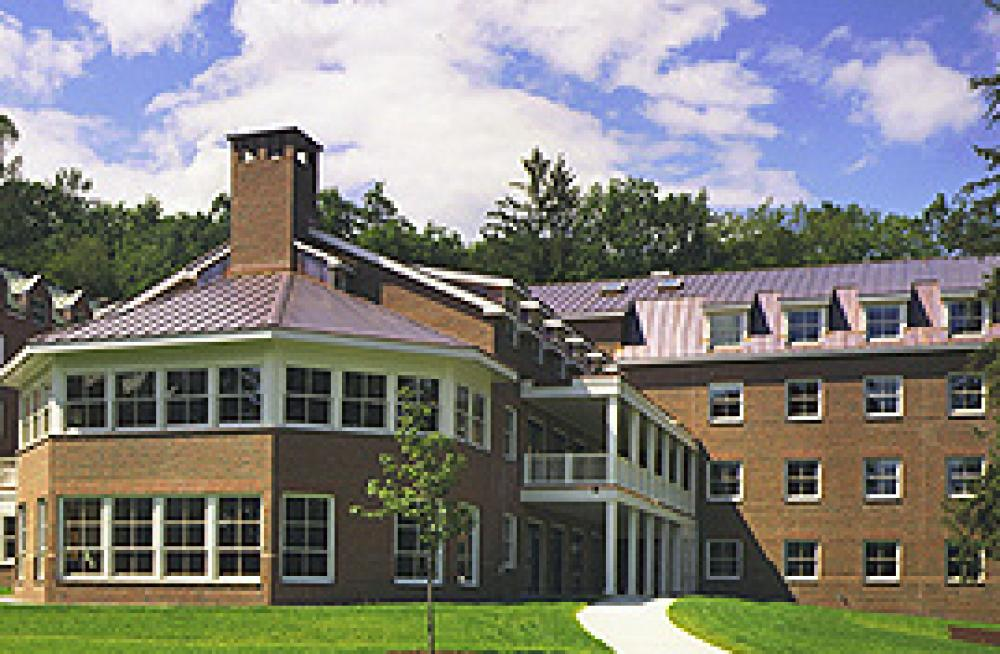 Dartmouth College McCulloch Hall