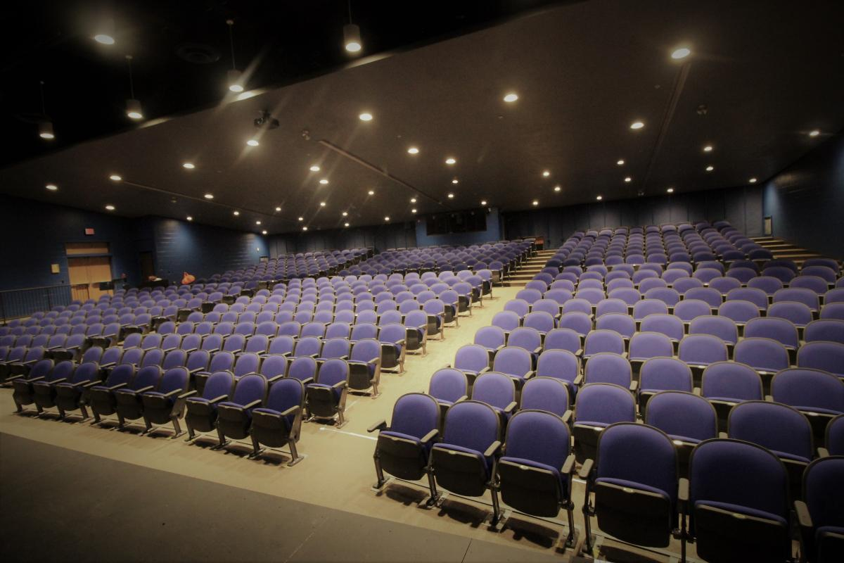 Kearsarge High School Auditorium