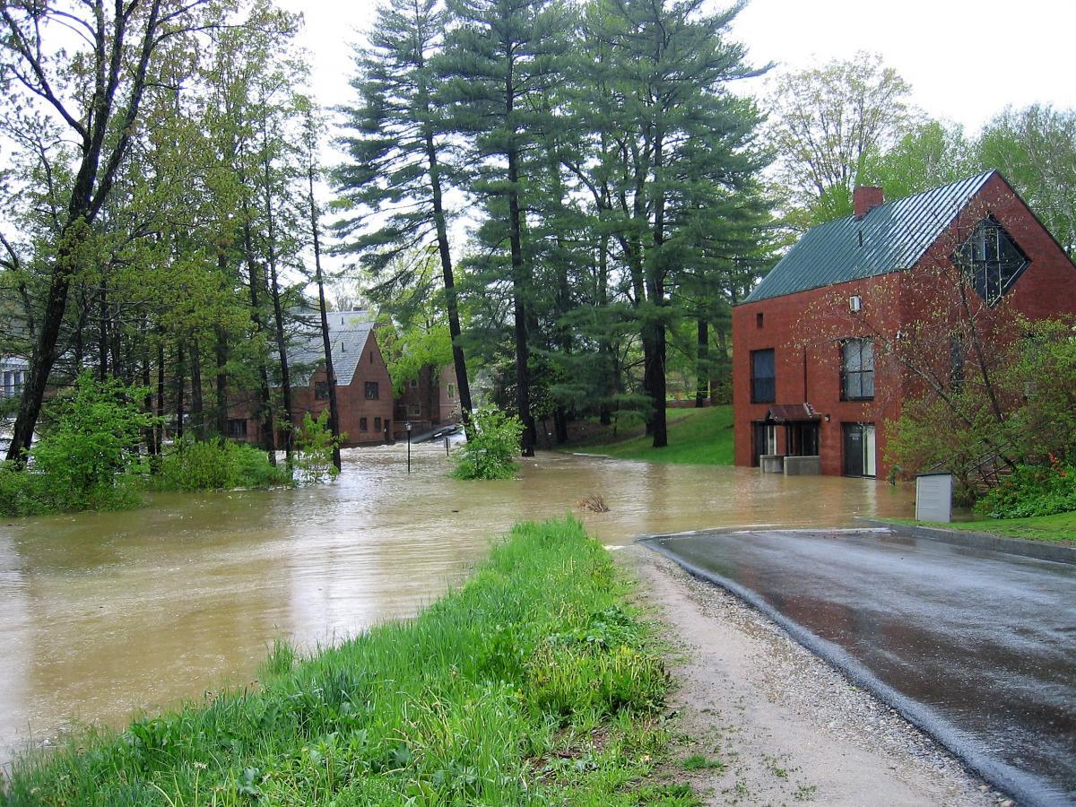St. Pauls School Flood Reconstruction