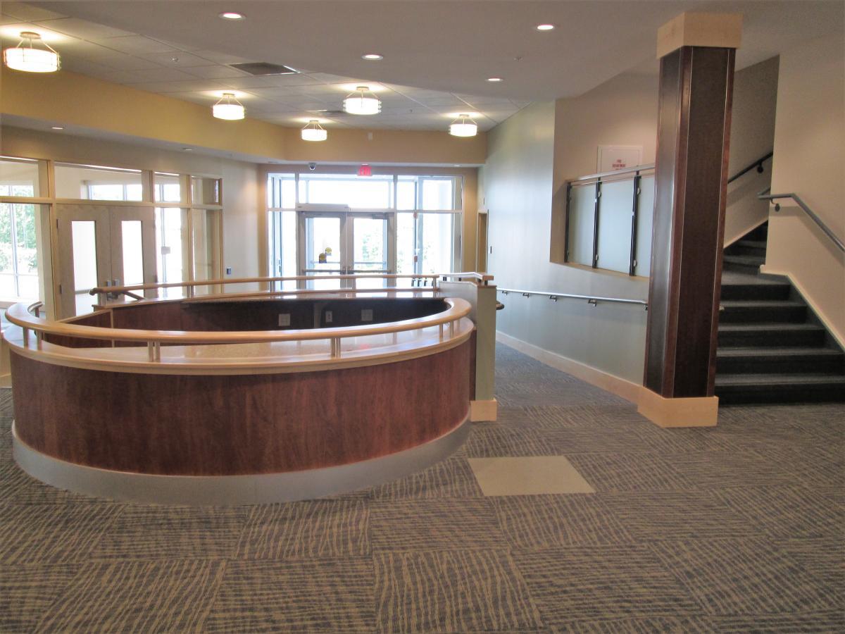SNHU Tuckerman Hall