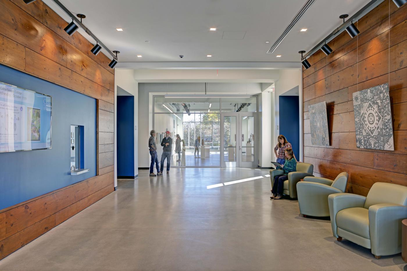 Colby-Sawyer College Center for Art + Design