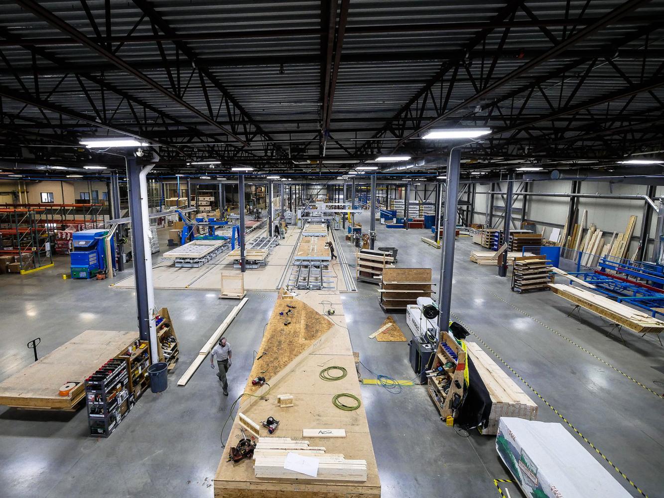 North Branch Construction - Portfolio: Bensonwood