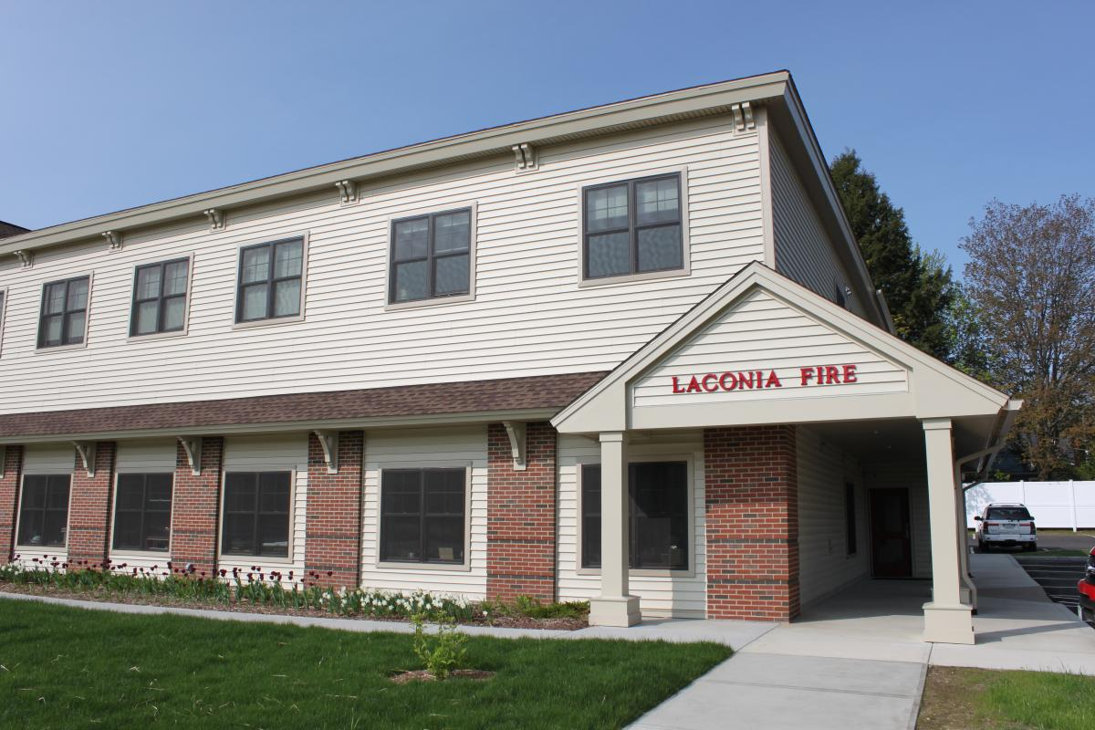 Laconia Central Fire Station