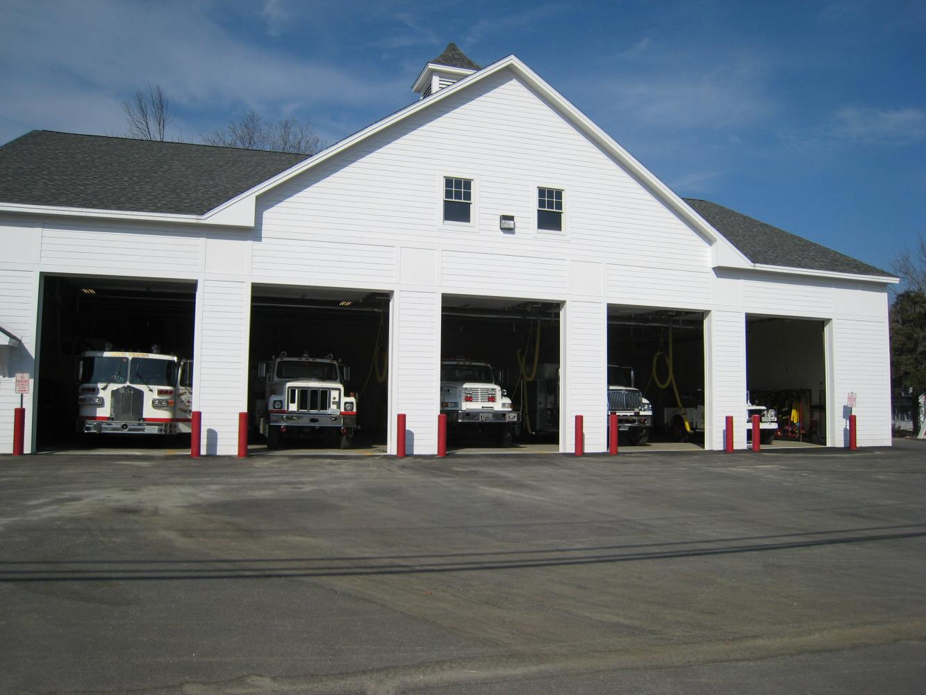 Mont Vernon Fire Station