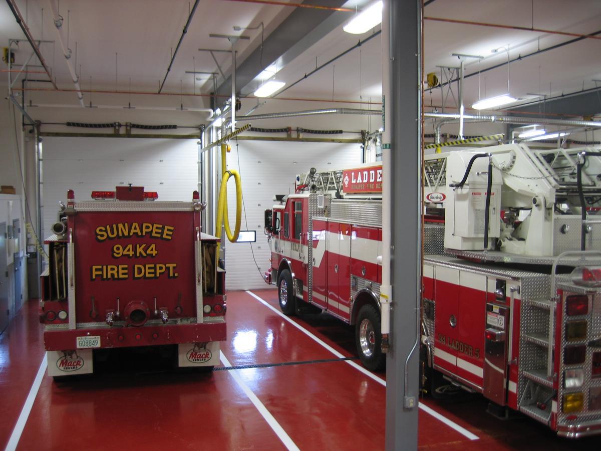 Sunapee Safety Complex