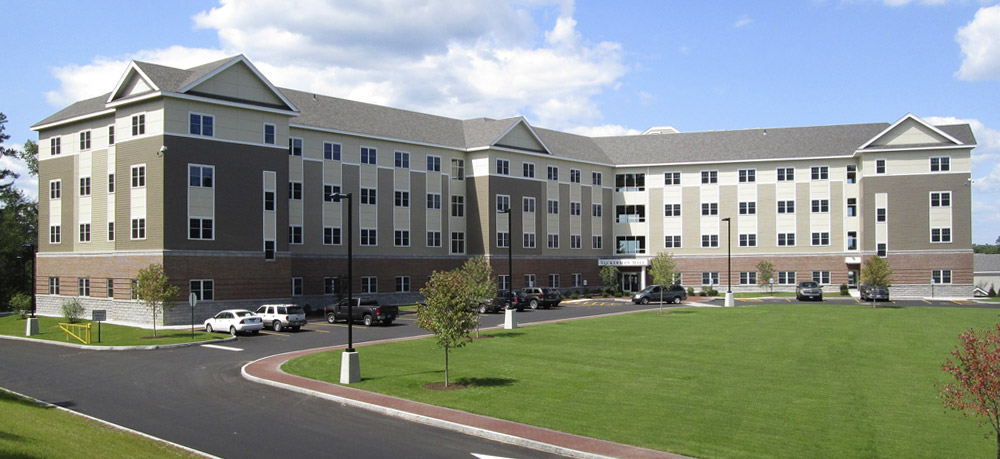 Dormitories & Faculty Housing